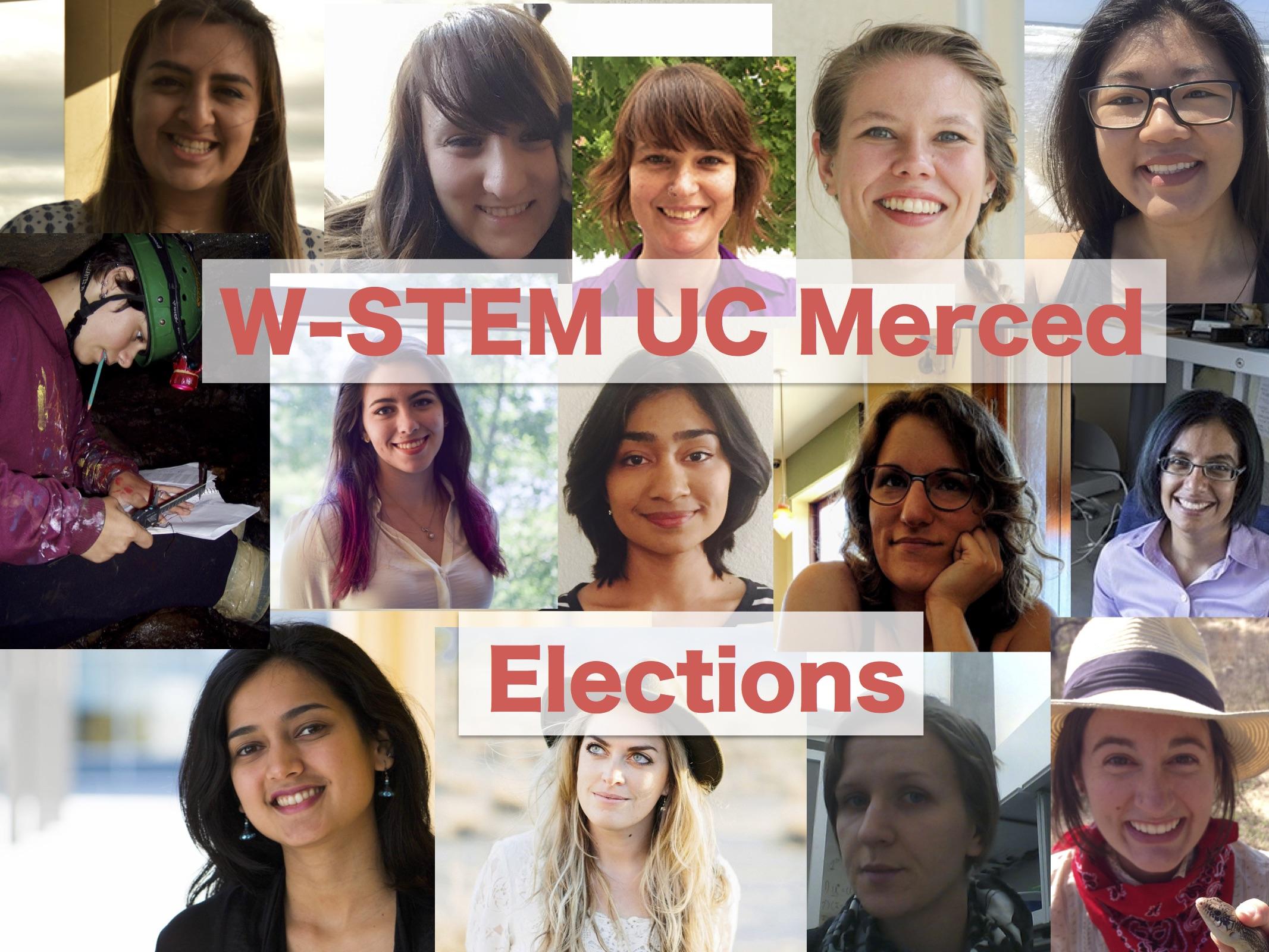 W-STEM Elections !