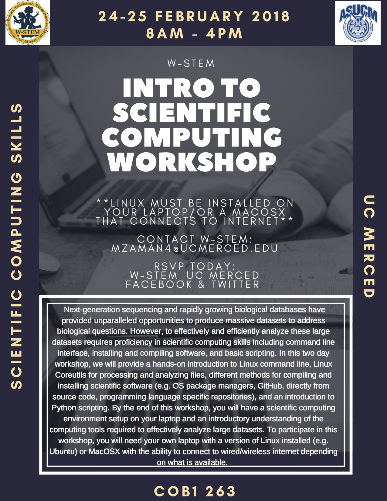 Scientific Computing Workshop